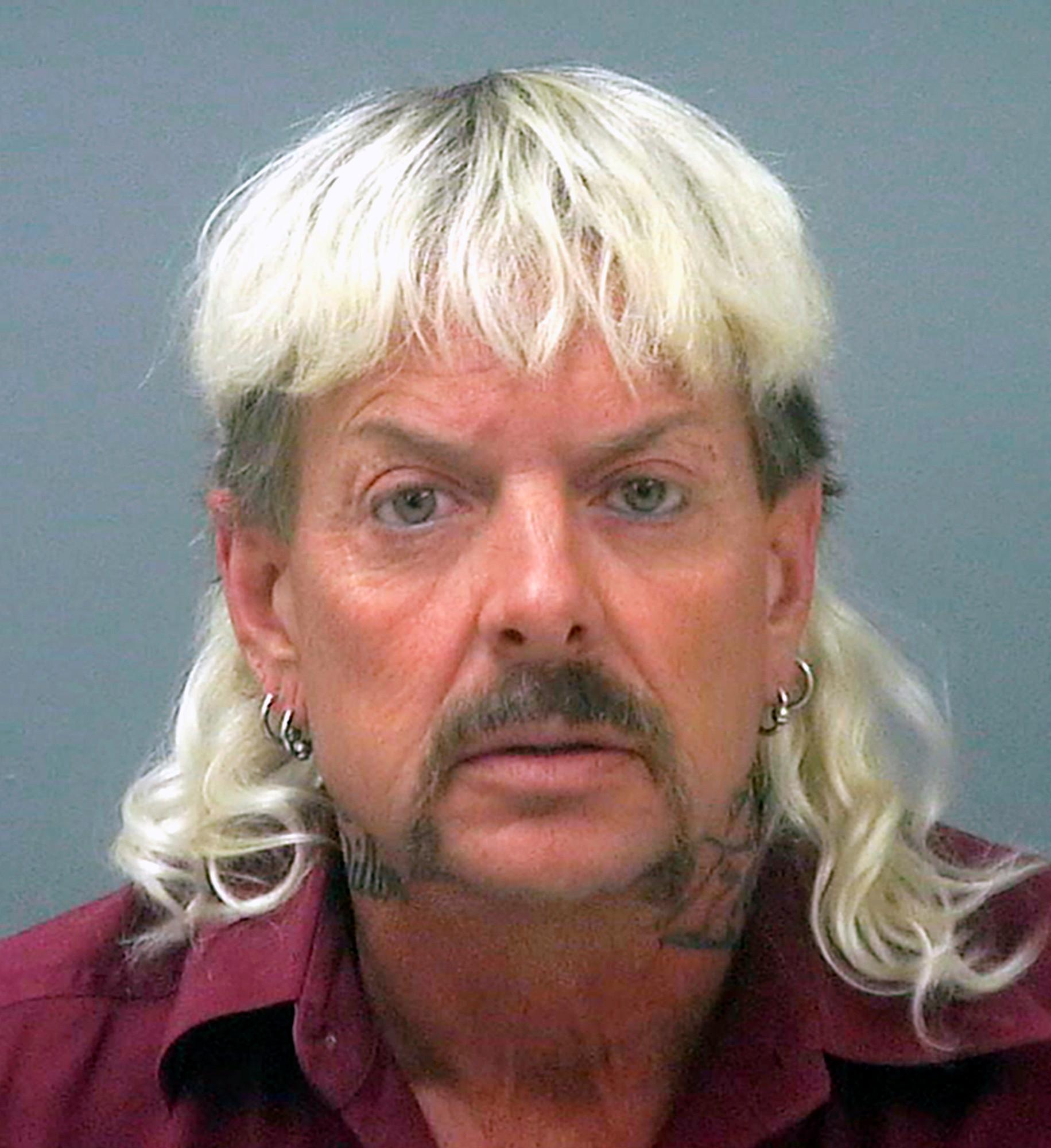 Joe Exotic ha estado encarcelado durante 22 años por la conspiración de asesinato en nombre de otros.
