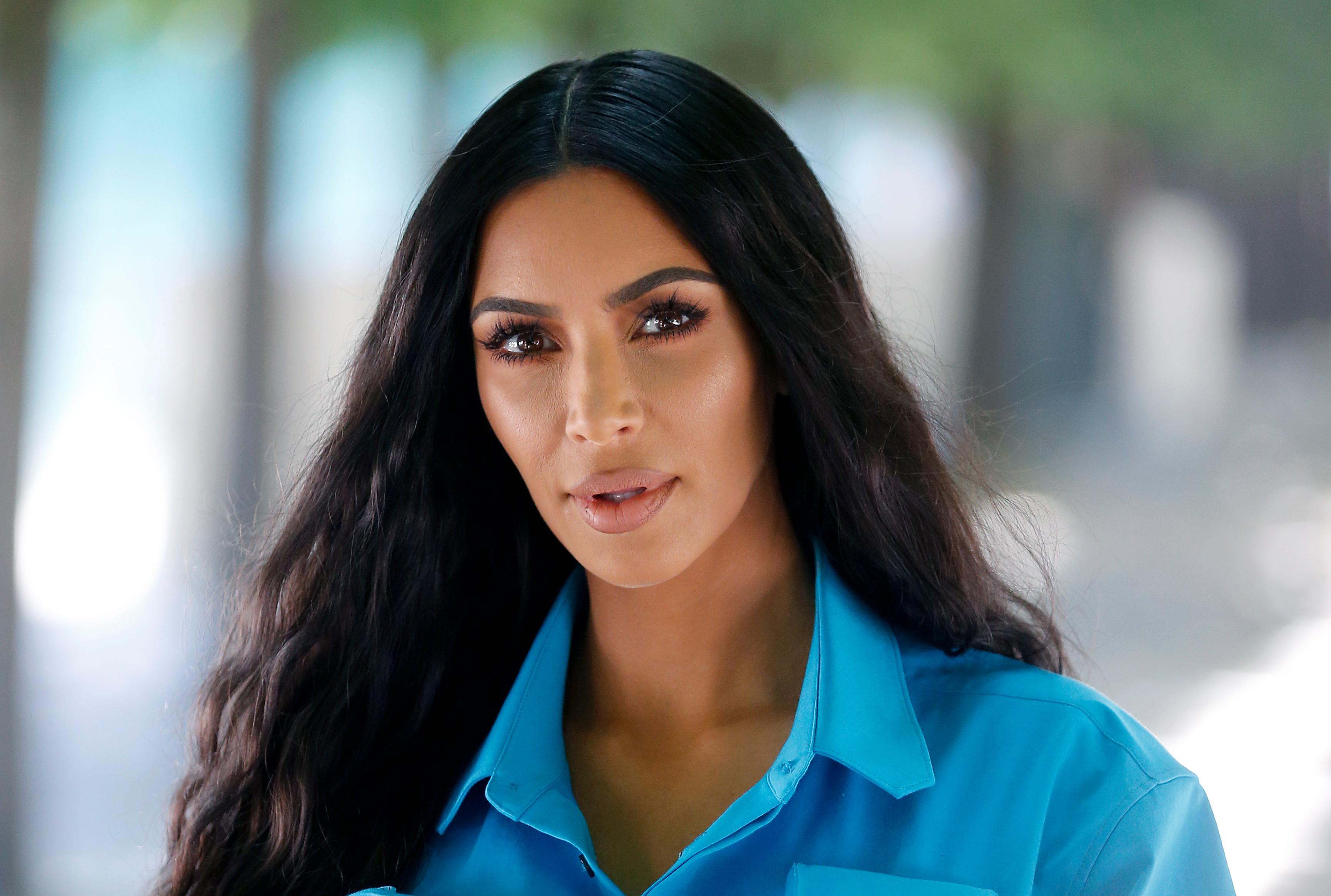 La cuenta de Twitter de Kim Kardashian también ha sido blanco de hackers