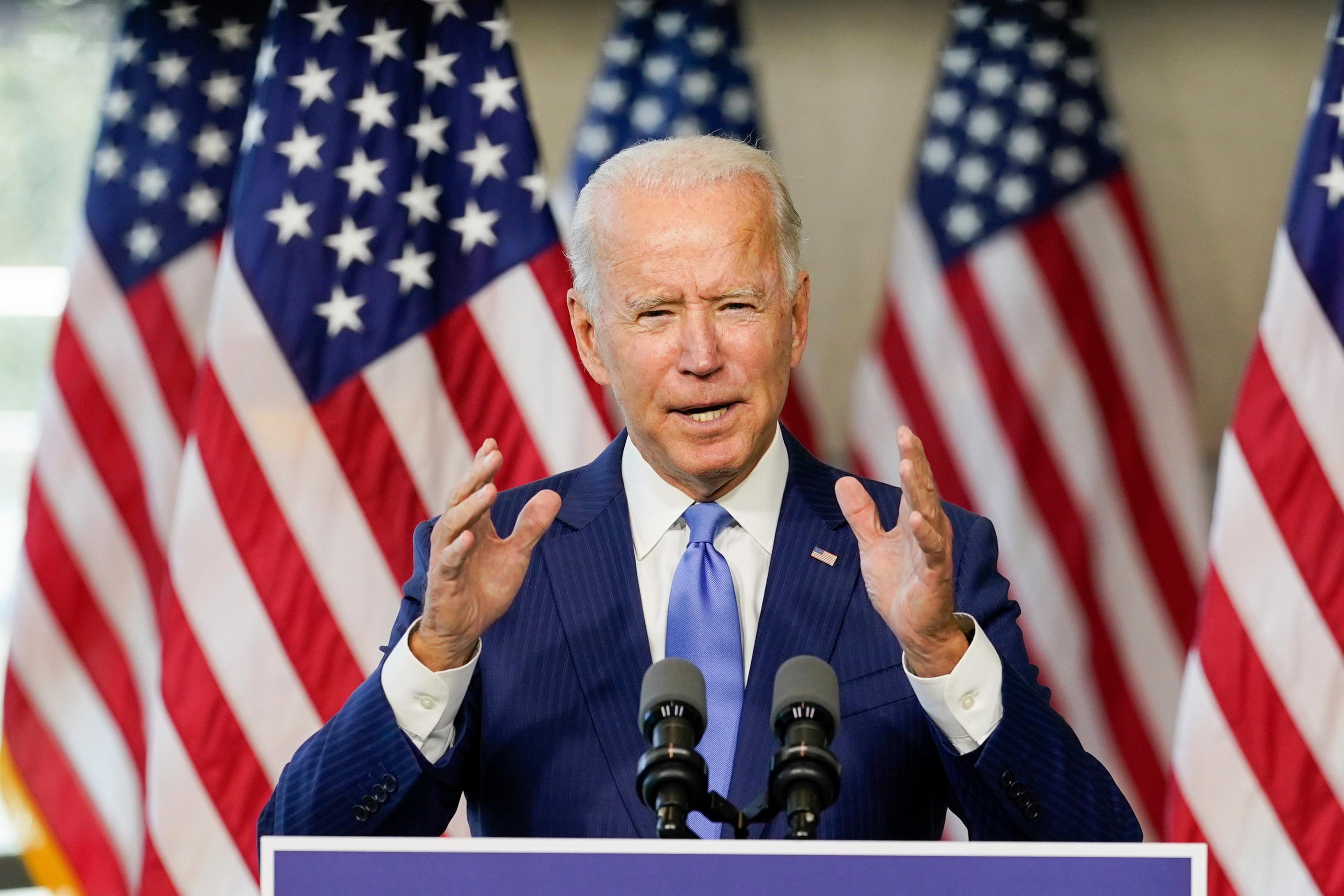 Joe Biden cometió otro error en Covid-19 al decir que 200 millones de estadounidenses habían muerto a causa de la enfermedad.