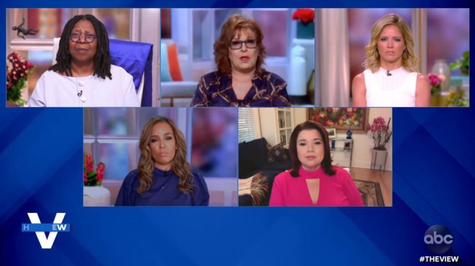 Joy Behar y Whoopi Goldberg también sugirieron que Trump pudo haber falsificado Covid-19