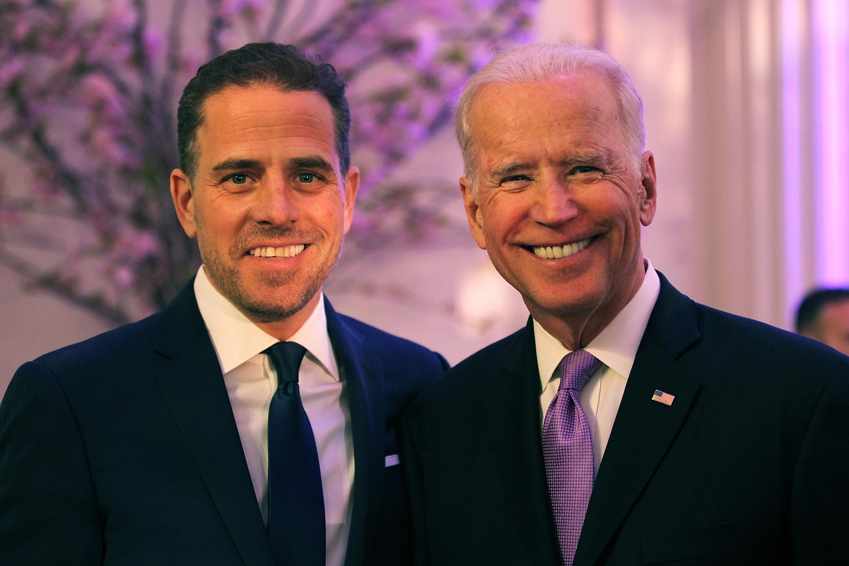 Hunter y Joe Biden supuestamente se reunieron con el director de energía ucraniano Vadym Pozharskyi