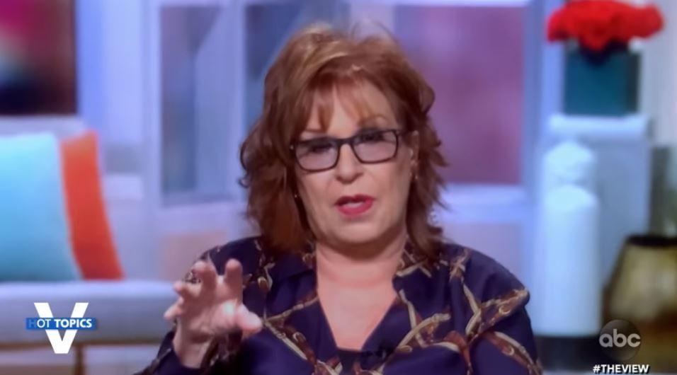 Joy Behar sugirió que la victoria de Donald Trump en noviembre podría ser el fin de Estados Unidos