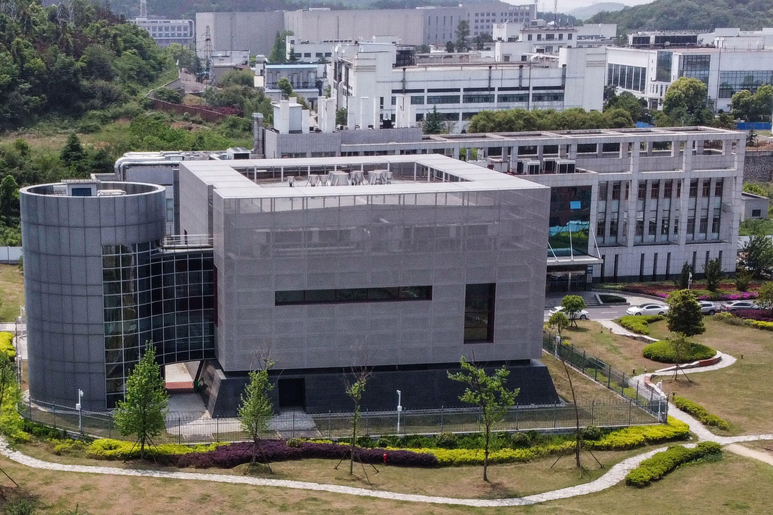 Instituto de Virología de Wuhan, donde se afirma que el virus podría haber escapado accidentalmente