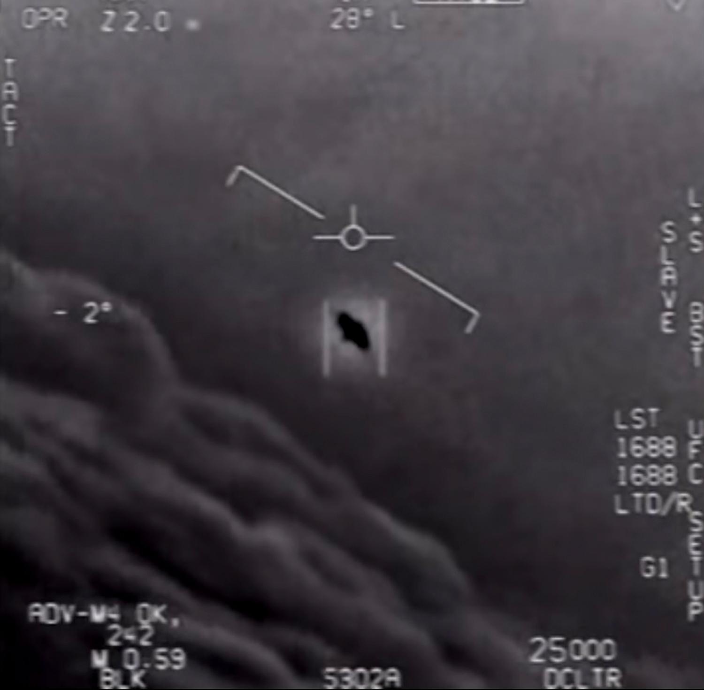 Una nave avistada en Virginia en 2014 se consideró `` un problema de seguridad importante '' después de que no apareció en los radares de la marina