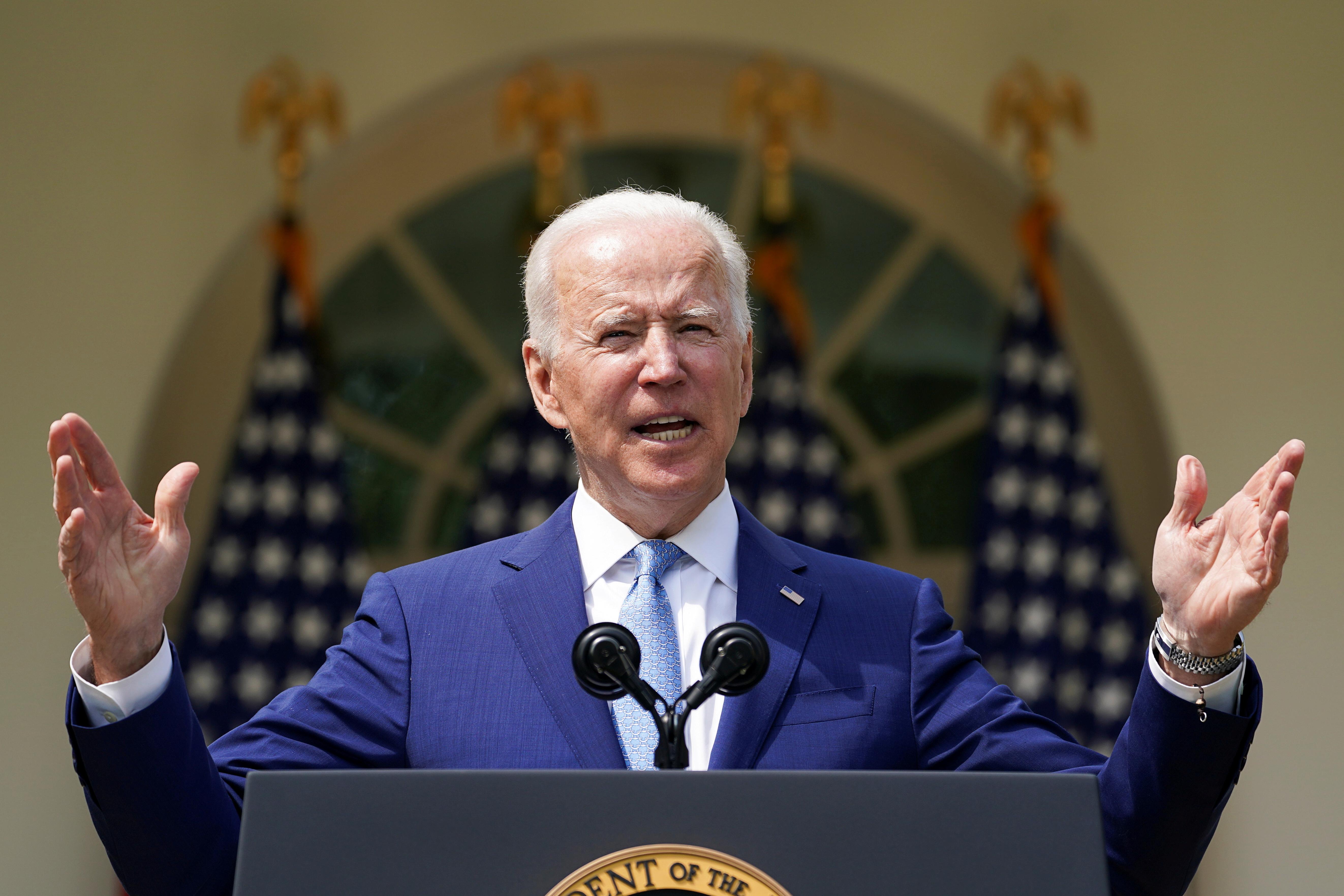 Joe Biden anunciará oficialmente hoy más tarde que Washington retirará sus 2.500 soldados restantes de Afganistán antes del 11 de septiembre.