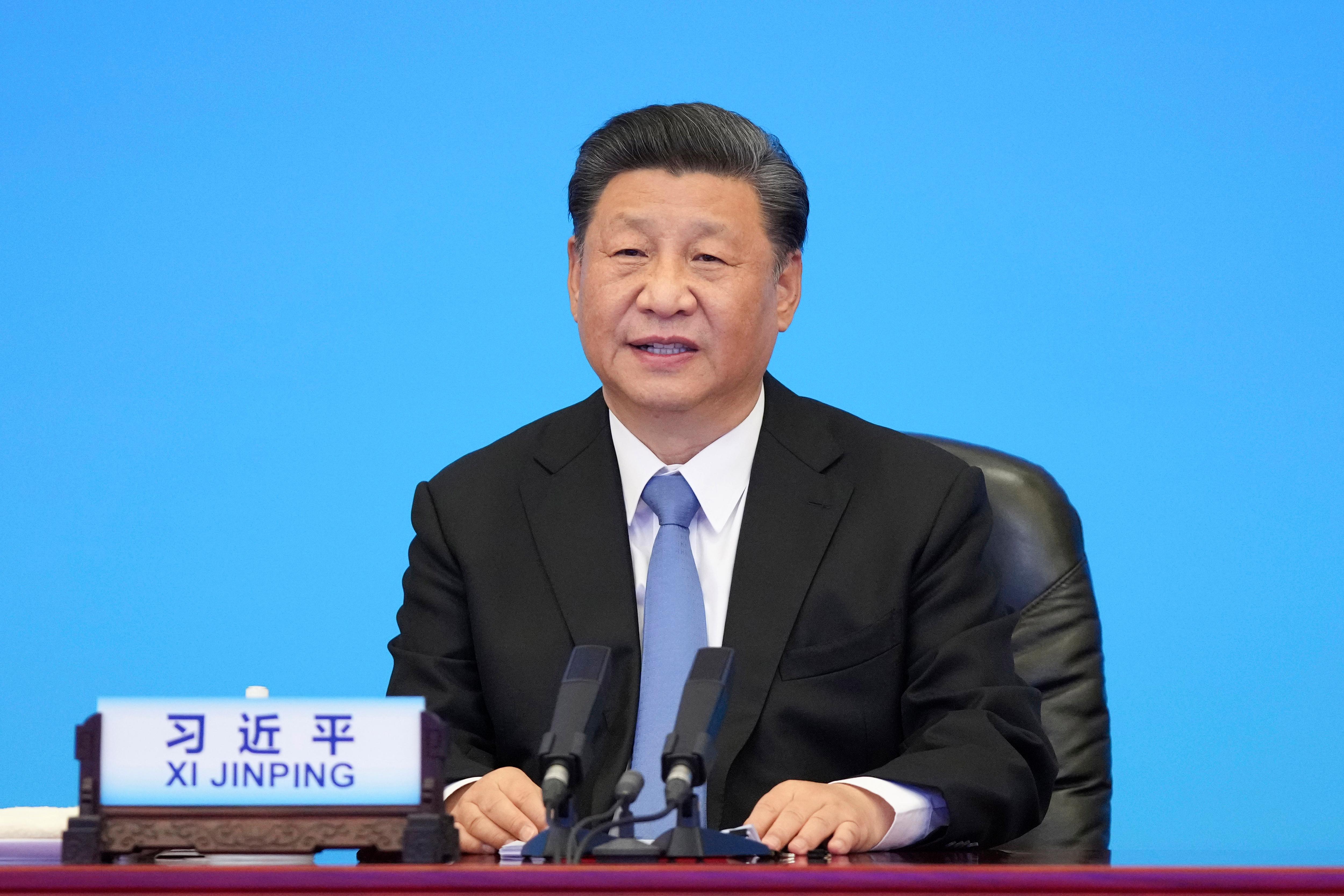 El presidente chino, Xi Jinping, amplía su arsenal nuclear